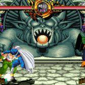 Dragon Ball Z Sagas MUGEN - Tien vs Dabura