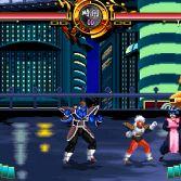 Dragon Ball Z Sagas MUGEN - Jeice vs Tao Pai Pai