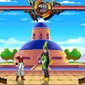 Dragon Ball Z Sagas MUGEN - Super Buu vs Cell