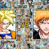 Jump Ultimate Stars MUGEN - VS screen