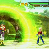 Dragon Ball AF MUGEN - Vegeta vs Brolly SSJ4