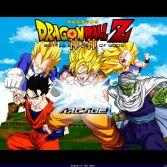 Dragon Ball Z Battle of Gods - Title screen
