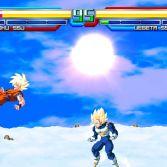 Dragon Ball Z Battle of Gods - Goku vs Vegeta