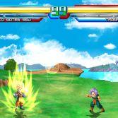 Dragon Ball Z Battle of Gods - Goten vs Trunks