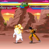 Dragon Ball Z Battle of Gods - Gotenks vs Yamcha