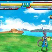 Dragon Ball Z Battle of Gods - Gohan vs Bills