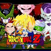 Dragon Ball Z Pocket Legends - Title screen