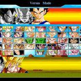 Dragon Ball Z Pocket Legends - Character select