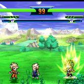 Dragon Ball Z Pocket Legends - Goku vs Broly