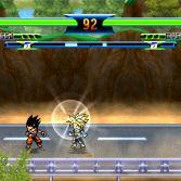 Dragon Ball Z Pocket Legends - Trunks vs Gohan