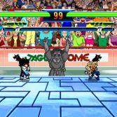 Dragon Ball Z Pocket Legends - Vegitto vs Gogeta