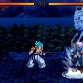 Dragon Ball Z New Final Bout 2 - SSGSS Gogeta vs Trunks