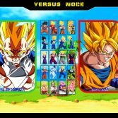 Dragon Ball Z Super Butouden MUGEN - Character select