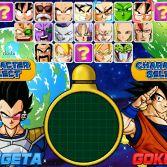 Dragon Ball Z MUGEN Budokai Action - Character select