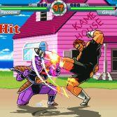 Dragon Ball Z MUGEN Budokai Action - Recoom vs Ginyu