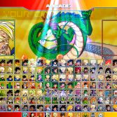 Dragon Ball Z MUGEN Edition 2013 - Character select
