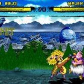 Dragon Ball Z Super Butouden MUGEN - Goku vs Buu