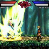 D.O.N Battle Stadium - Vegetto vs Naruto