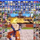 Dragon Ball Mugen 2016 - Character select