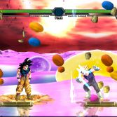 Dragon Ball Mugen 2016 - Goku vs Vegeta