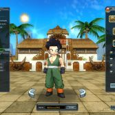 Dragon Ball Online Global - New character creation