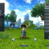 Dragon Ball Online Global - Character select