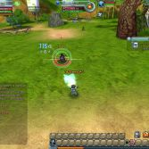 Dragon Ball Online Global - Squirrel attacks!