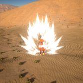 Dragon Ball Unreal - Desert