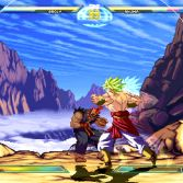 Dragon Ball Z vs Street Fighter III - Broly vs Akuma