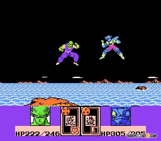 Dragon Ball Z III Ressen Jinzōningen