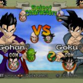 Dragon Ball Z Budokai 2 - In game screenshot