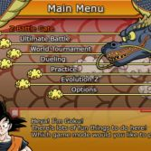 Dragon Ball Z Budokai Tenkaichi - In game screenshot