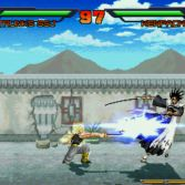 Dragon Ball Z vs Bleach Mugen - In game screenshot