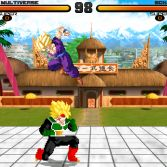 Dragon Ball Z New Final Bout - In game screenshot