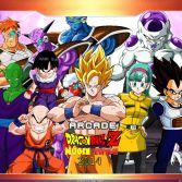 Dragon Ball Z Mugen 2014 - In game screenshot