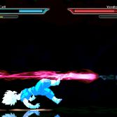 Dragon Ball Z Extreme Mugen - In game screenshot