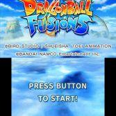Dragon Ball Fusions - In game screenshot