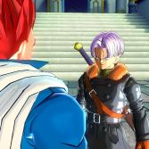 Dragon Ball Xenoverse - In game screenshot