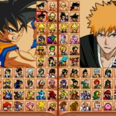 Jump Super Stars Smash Bros - In game screenshot