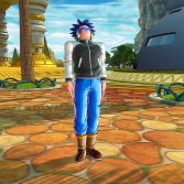 Dragon Ball Xenoverse 2 - New Emote