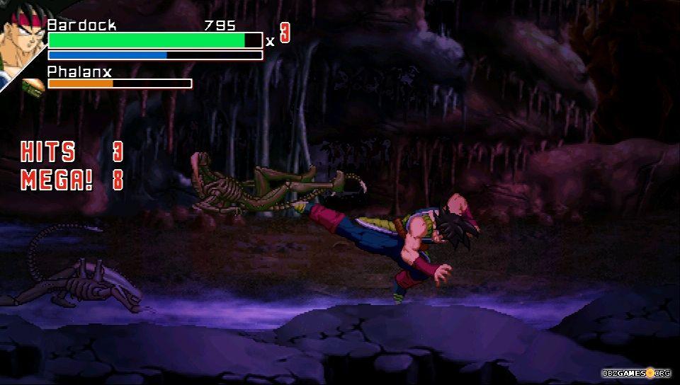 Dragon Ball Z Attack of the Saiyans OpenBOR - Download ...