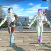Dragon Ball Xenoverse 2 - Frieza Costumes