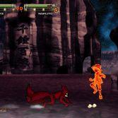 One Piece x Naruto Mugen - Screenshot