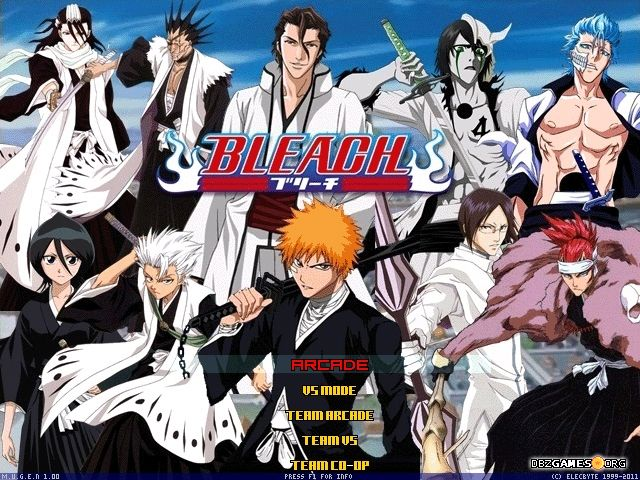 Bleach mugen hd 2011 download links on youtube.
