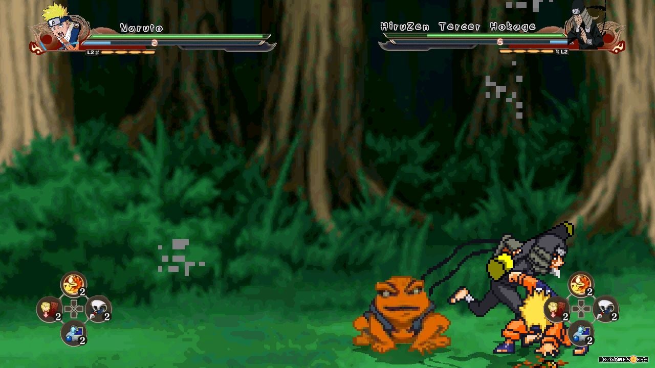 naruto ultimate ninja blazing how to change the language