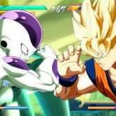 Dragon Ball FighterZ - Goku and Frieza