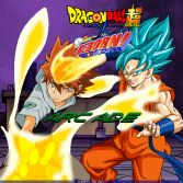 Dragon Ball Super X Katekyo Hitman Reborn Mugen - Screenshot