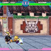 Dragon Ball x Naruto Storm Budokai Mugen - Screenshot