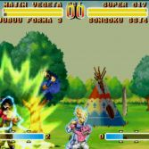 Dragon Ball Z Mugen 2005 - Screenshot