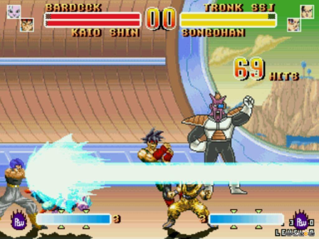 Dragon Ball Z - MUGEN Tenkaichi by Nightshade   - Game Jolt